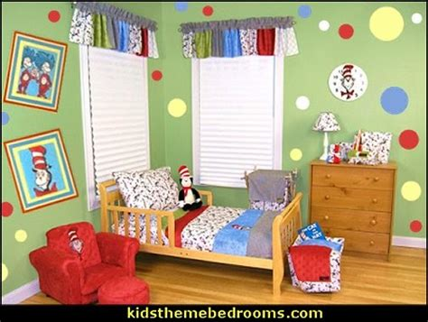 dr seuss bedroom decorating theme bedrooms maries manor cat in the hat