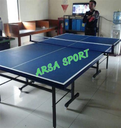 Meja Pingpong Satu Set Penjual Meja Ping Pong Arsa Sport