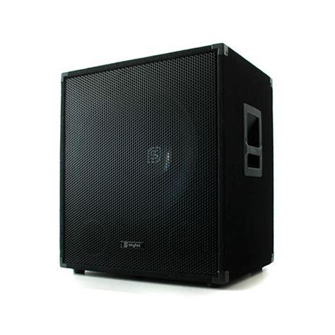 Speaker Subwoofer Bass skytec speaker subwoofer low bass sub dj disco club 18 quot 1000w woofer ebay