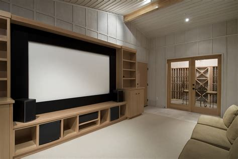 wonderful home movie room decor #2: movie-room-large-entertainment-center.jpg
