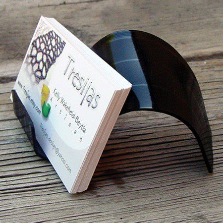 Diy Home Business Ideas by Easy Diy Business Card Holder Ideas