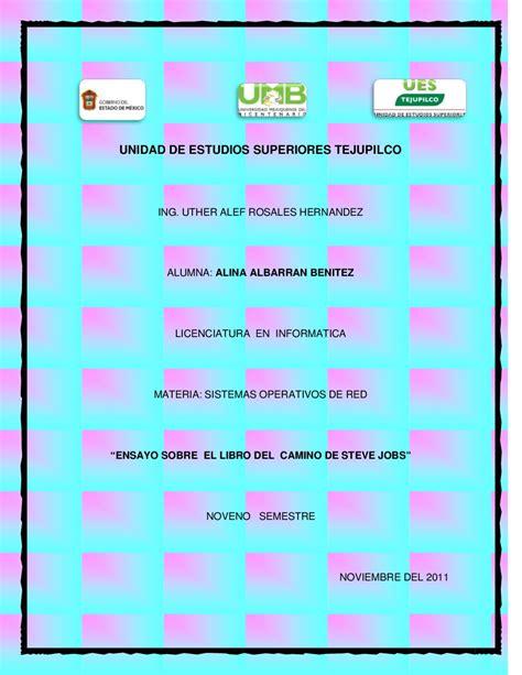 descargar el libro el camino de steve jobs pdf gratis ensayo del libro quot el camino de steve jobs quot by albarran issuu