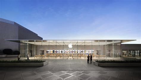 apple store stanford apple store bohlin cywinski jackson archdaily