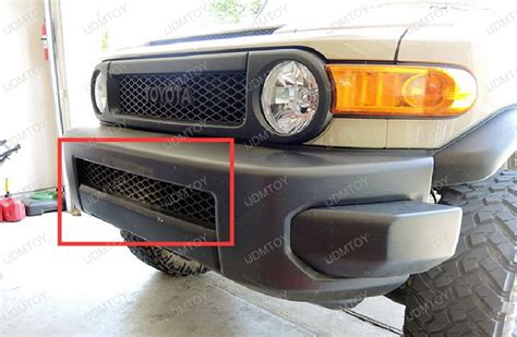 fj cruiser warning lights how to install the toyota fj cruiser 30 quot 180w led light bar