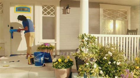 lowe s home improvement tv commercial for front porch