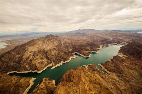 Lagie Mede with shortage in lake mead narrowly averted wra others call for increased support of water
