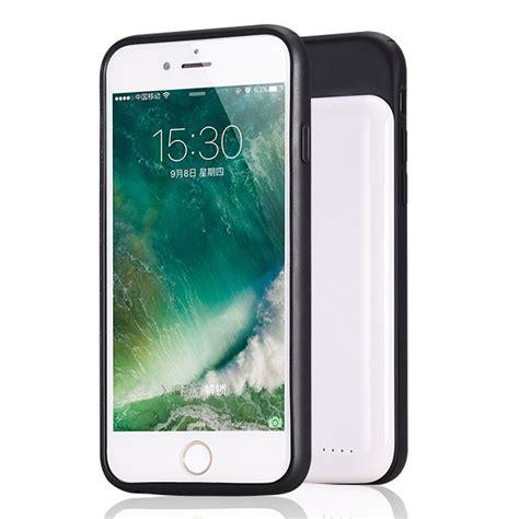 Baterai Log On Iphone 6 Plus Iphone6 5000mah Power wholesale iphone 8 plus 7 plus 6s plus 6 plus portable power charging tpu 5000