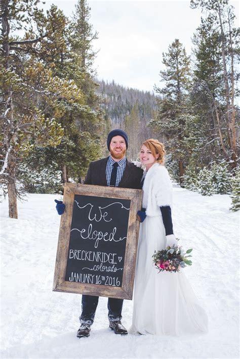 Best 25  Winter elopement ideas ideas on Pinterest