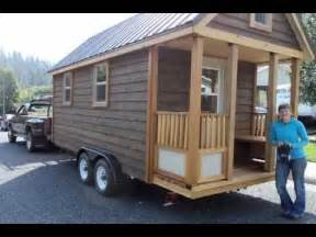 Little House On Wheels My Tiny House On Wheels Youtube