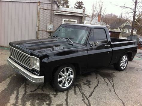 gmc and chevy the same buy used 1976 gmc same as chevy c10 big block