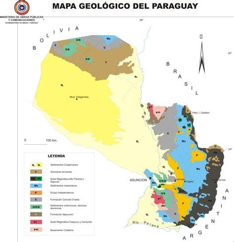 imagenes satelitales paraguay mapas