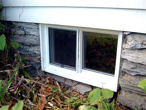 our everlast vinyl basement replacement windows