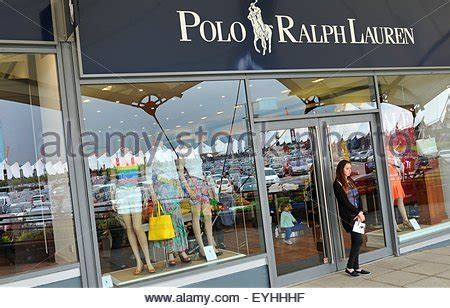 Cq Live Bicester Discount Designer Shopping by Polo Ralph Shop Logo Store Bicester Stock