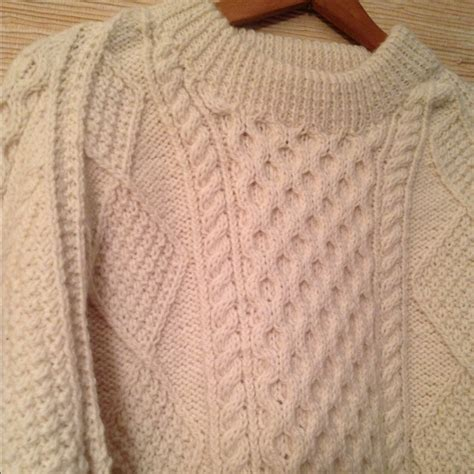 Sweater Azzurra 557 27 67 sweaters wool fisherman knit sweater from s closet on poshmark