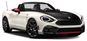 Abarth Lease 2017 Fiat 124 Spider Abarth Lease Deals And Special Offers