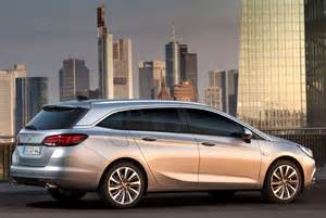 Opel Tourer 2016 Opel Astra Sports Tourer Revealed