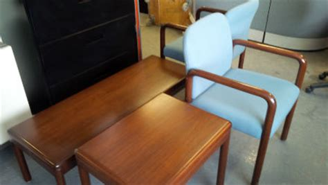 used office furniture kitchener krug wood veneer tables kitchener waterloo used office furniture guelph cambridge area