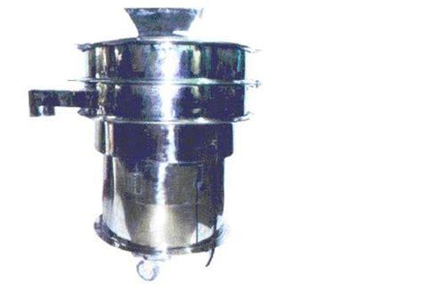 Flour Shifter Plastik vibro shifter machine flour vibro shifter machine manufacturer from faridabad