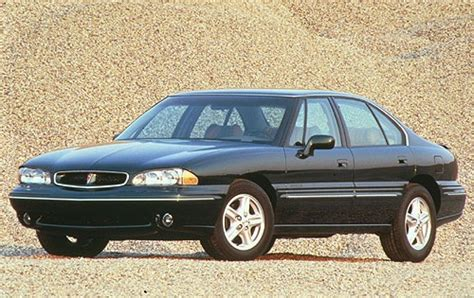 maintenance schedule for 1996 pontiac bonneville openbay