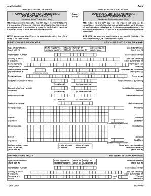 motor vehicle license renewal application licensing motor vehicle fill