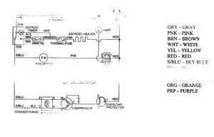whirlpool wrn28rwg6 circuit diagram refrigerator troubleshooting schematics
