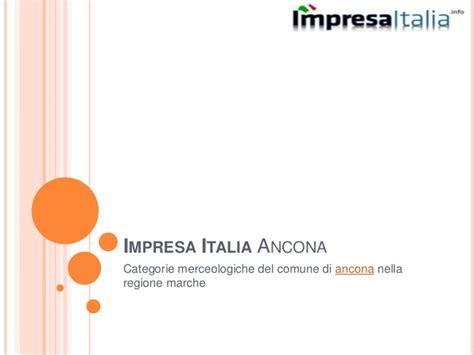 marche login imprese impresa italia ancona