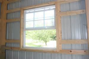 barn window picture frames post frame pole barn window options conestoga buildings