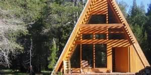 building an a frame cabin modern a frame cabin near yosemite tiny house pins