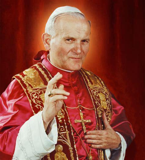 biografia del papa juan pablo ii juan pablo ii el papa que llen 243 de dios nuestra historia