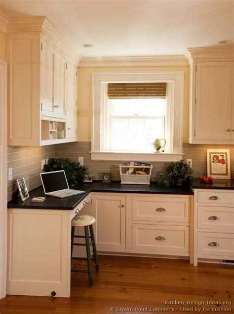 kitchen cabinet desk ideas use of corner kitchen desk ideas pinterest