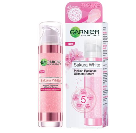 Produk Serum Garnier garnier white ultimate serum 50ml hermo