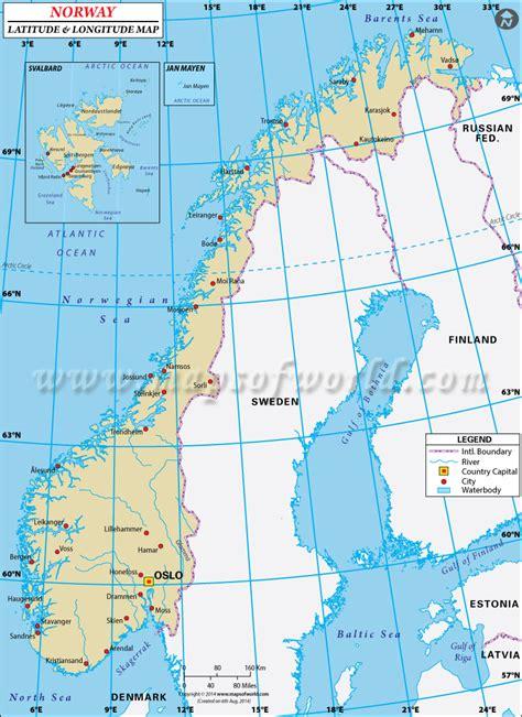 latitude and longitude maps latitude and longitude map