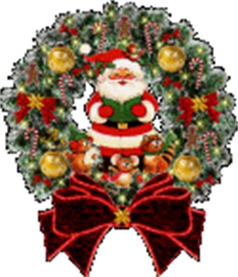 imagenes gif de navidad imagenes animadas de coronas gifs animados de navidad