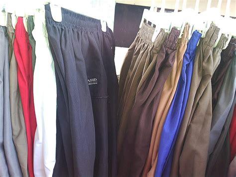 Sirwal Boxer Cargo Murah distributor celana sirwal boxer murah