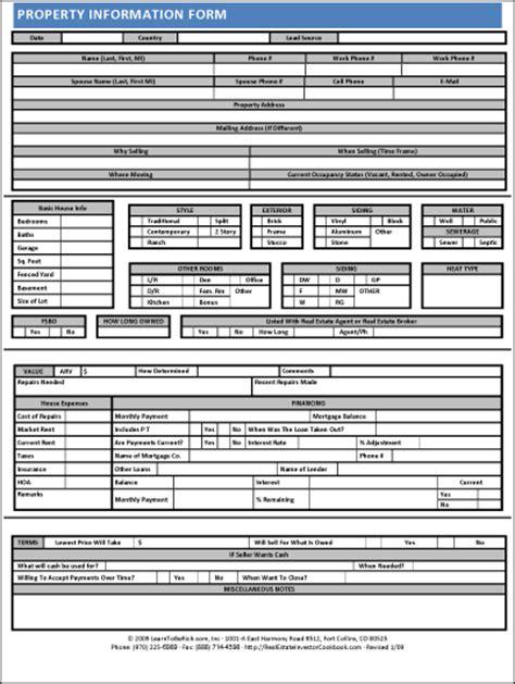 encantada real estate information property information sheet james orr real estate services