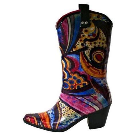 cowboy rainboots 1000 ideas about cowboy boots on