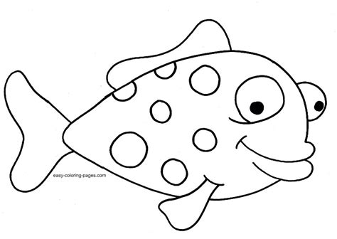 printable fish coloring pages fish coloring book pages az coloring pages