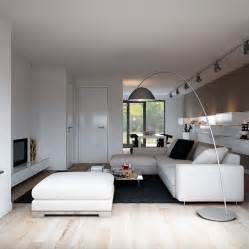indulgent grey apartment floor l lit living with