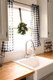 Curtain For Kitchen Window Decorating Best 25 Kitchen Curtains Ideas On Kitchen Window Curtains Kitchen Sink Window And