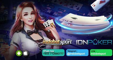 deposit idn poker pulsa