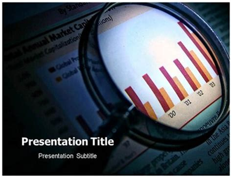 Business Research Powerpoint Template Template Powerpoint Research Powerpoint Templates