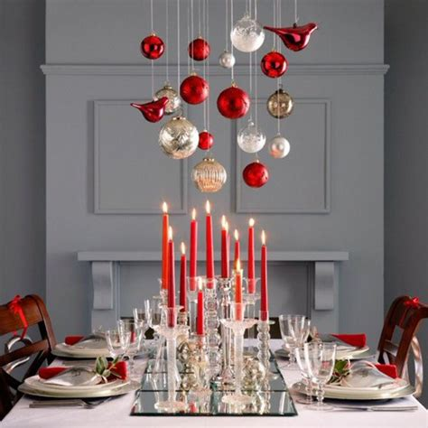 Weihnachtliche Tischdeko Ideen by Tischdeko Zu Weihnachten 100 Fantastische Ideen