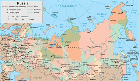 map of russia with big cities carte routi 232 re russie carte routi 232 re de la russie