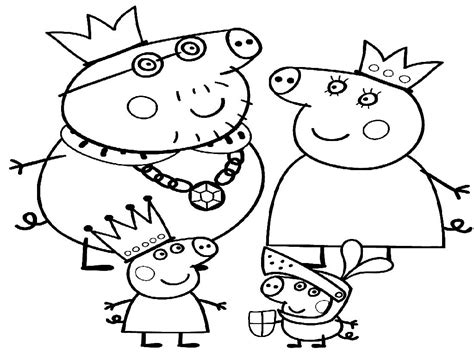coloring pages hd coloring pages cute hd peppa pig coloring pages best
