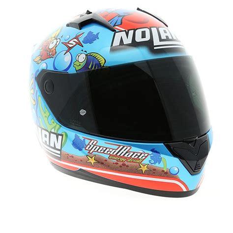 Helm Nolan N64 Aquarium marco melandri nolan n64 aquarium replica helmet replica race helmets