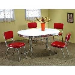 50 S Kitchen Table And Chairs Creating A Retro Kitchen Tables And Chairs