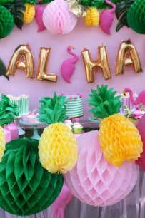 hawaiian themed decorations 25 best ideas about hawaiian decorations on