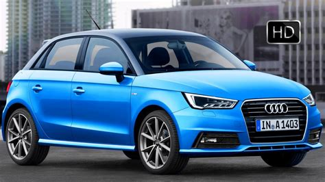 audi  sportback   facelift test drive hd youtube