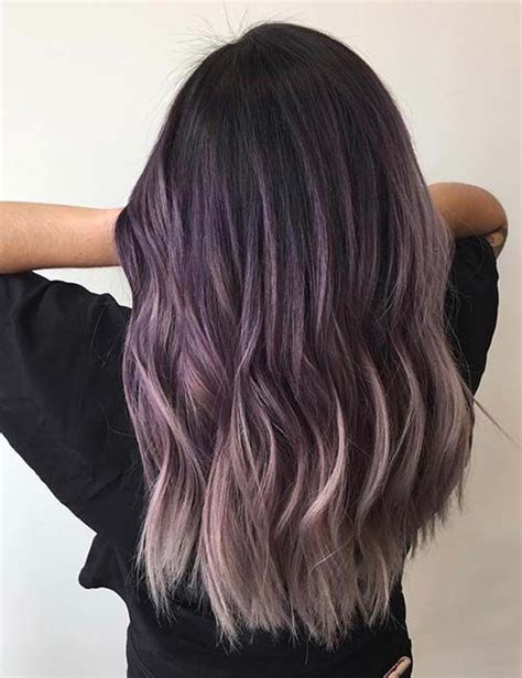 20 purple ombre hair color ideas thick hairstyles 9951 best hair inspiration no 1 images on pinterest