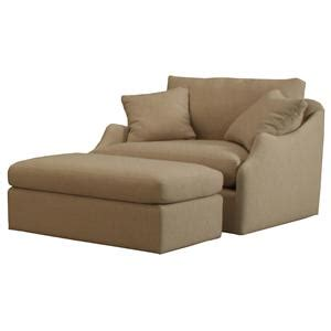 5460 extra large chair and a half ottoman set for casual mccreary modern 1086 extra large chair and a half and